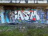 Graffiti (oerendhard1) Tags: urban streetart art graffiti rotterdam vandalism esc casm