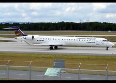 Bombardier | CRJ-900LR | Lufthansa CityLine | D-ACND | Frankfurt/Main | FRA | EDDF (Christian Junker | Photography) Tags: nikon nikkor d800 d800e dslr 70200mm aero plane aircraft bombardier canadair crj900 crj900lr crj cr9 cl600 lufthansacityline hansaline cl clh dacnd staralliance meersburg regionaljet arrival taxiing airline airport aviation planespotting 15238 frankfurtinternationalairport rheinmain rheinmaininternationalairport fra eddf fraport frankfurt frankfurtmain hessen hesse germany europe diedne thedune christianjunker wwwairlinersnet flickraward flickrtravelaward worldtrekker superflickers zensational
