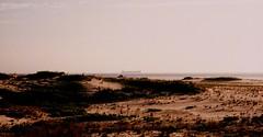ship (bluebird87) Tags: film sand nikon ship kodak dunes f100 cape epson 100 delaware v600 henlopen ektar c41 dx0