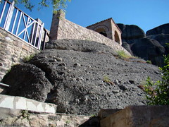 01 - 024 la Sf Nicolae 06323 (Doru Munteanu) Tags: greece grecia meteora kastraki anapafsas dorumunteanu ddmunteanu sfnicolaeanapafsas