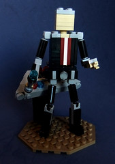 Miniland Doctor (The Solitary Dark) Tags: lego who doctor miniland
