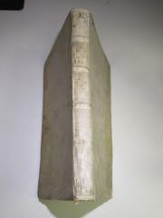 Binding from Penn Libraries Folio BV485 .V45 1728 (Provenance Online Project) Tags: milan binding rbc pennlibraries shelfmark pennlibrariesfoliobv485v451728 veneriofortunatoapproximately16931763 17281730 malatestagiusepperichino