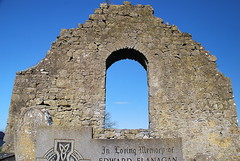 ballinasloe_150 (HomicidalSociopath) Tags: ireland cemetery architecture spring nikon crosses april ballinasloe d60