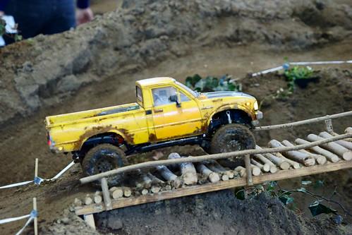 Crawler und Geländewagen