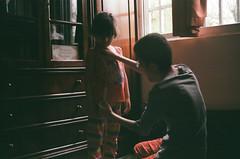 (maryam_mzadeh) Tags: light film sara canonae1 agfa  zahra