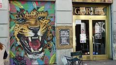 Pinta Malasaa (Rosapolis) Tags: madrid urban art spain grafiti pinta arteurbano malasana pintamalasaa pintamalasana