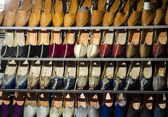 footwear (anand_the_guy) Tags: street city ladies india streets fruits shop shopping town place sold indian footwear buy hyderabad andhra selling seller bangles pradesh buying telangana