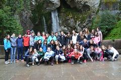 IGERIKETAKOAK COVADONGAN (CD Fortuna KE) Tags: asturias lagos fortuna natacin ribadesella covadonga taldea ibilaldia lakua travesia igeriketa
