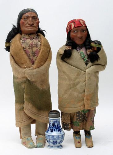 Skookum Native American Doll - $616.00