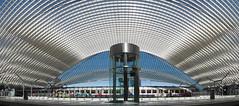 Lige Railway Station (stefan.lafontaine) Tags: station europa europe belgium railway liege belgien lttich