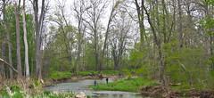 Fishing (ramseybuckeye) Tags: county trees ohio river fishing allen pentax ottawa sigma challenge singles 1750water