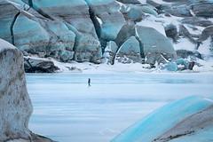 Icy Solitude (Sairam Sundaresan) Tags: winter cold landscape iceland jackie glacier chan finished iceberg jackiechan sairam sundaresan glacierwalk colbybrown sairamsundaresan sonya7rii
