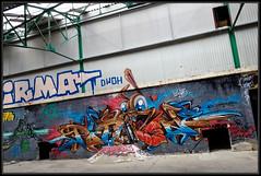 Pito (?) (Gramgroum) Tags: street art graffiti arles lapin usine pito ppc ancienne urbex ntc lustucru