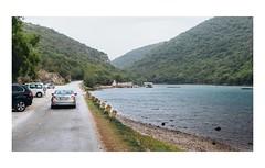 (Da & Ben) Tags: ocean summer rot swimming canon day croatia rainy fjord filters pula limski 60d vsco