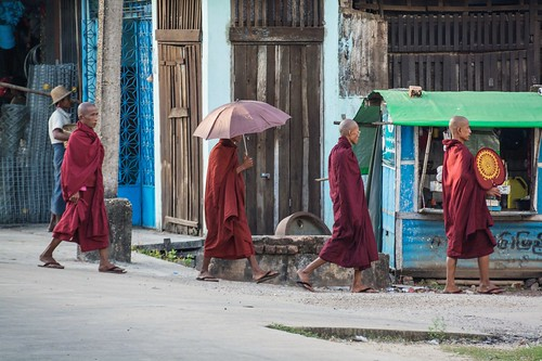 Pathein - Myanmar 24