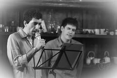 20160422-210842 (cmxcix) Tags: music nikon sofia jazz indoors bulgaria teahouse bg chetbaker sofiacity nikonfx nikond750 curlyphotography