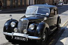 POLICE BLACK MARIA ASN530 (bobbyblack51) Tags: black classic vintage all maria glasgow transport police restored preserved types vanguard 2016 of asn530