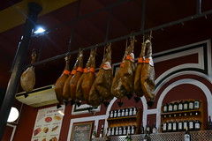 Jamboneria (montoubib) Tags: restaurant sevilla triana jambon