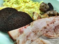 Everything is FOOD! - Victoria Diner's Breakfast! (Polterguy30) Tags: food breakfast egg ham eggs scrambledeggs homefries