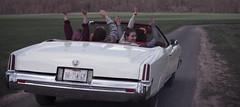 "J113/365  ""Cadillac"" (manon.ternes) Tags: pink white paris cars vintage project photography student photographie photos cadillac 365 pinup personnes challenge personne thug 1960 purplehair projet parisienne pinupgirl tudiante americaine 365days 365project projet365"
