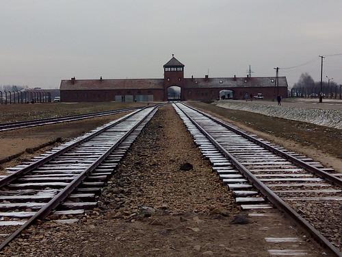 """Auschwitz-Birkenau <a style=""""margin-left:10px; font-size:0.8em;"""" href=""""http://www.flickr.com/photos/141744890@N04/26234162742/"""" target=""""_blank"""">@flickr</a>"""
