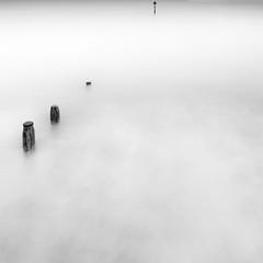 3 Groins (Martin Mattocks (mjm383)) Tags: longexposure blackandwhite seascape water mono fineart groin mjm383 martinmattocksphotography