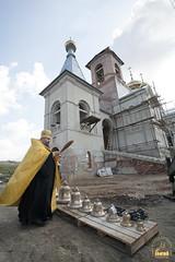 03. Consecrating of the bells in Adamovka Village / Освящение колоколов в Аламовке