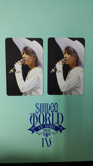 160421 SHINee @ Photobook SHINee World Concert IV 26296968380_d684445f7c_z