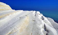 LAUNCH PAD ! (CICERUACCHIO) Tags: italien sea italy cliff mer nikon italia mare limestone sicily falesia falaise italie sicilia agrigento calcaire sicile sizilien sicili scaladeiturchi calcare agrigente launchingpad rampedelancement rampadilancio