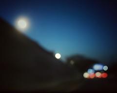 Drive (Mister Blur) Tags: blur cars home 35mm lights drive golden blurry nikon hour d7100