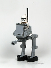 AT-RT Scout Walker (dr_spock_888) Tags: trooper star lego walker wars clone moc atrt