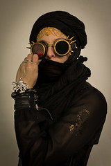 Salon_Fantastique_2016_Touareg_8447 (LeophotosCosplay) Tags: portrait paris glasses costume cosplay bijoux foulard lunettes dsert fantastique chaleur salonfantastique