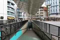 under path (Artee62) Tags: city uk london canon 7s cityroad