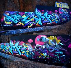 SMAK / SLED1 (SMAK TOWN) Tags: uk bike bristol graffiti character sled quarry smak 2016 bnie