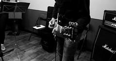 IMG_5234 (PsychopathPh) Tags: la sala musica toscana anima prato nell cantante musicisti prove chitarrista bassista batterista inaudito