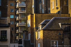 Urbanglow (James Neeley) Tags: abstract london surise jamesneeley