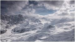 Space (barbara.zemann) Tags: mountain snow berg schweiz