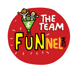 funlogo_24 (nameart) Tags: fun bright handdrawn happyart cartoonlogo funlogo
