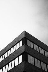 (paralelsuns85) Tags: urban blackandwhite bw building window monochrome architecture canon blackwhite cityscape minimal tasmania hobart canonef2470mmf28lusm canon6d