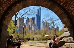 Central Park-Inscope Arch, 04.16.16 (gigi_nyc) Tags: nyc newyorkcity spring centralpark inscopearch springincentralpark