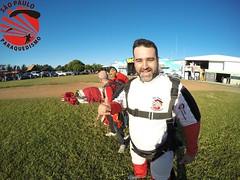 G0063045 (So Paulo Paraquedismo) Tags: skydive tandem freefall voo paraquedas quedalivre adrenalina saltar paraquedismo emocao saltoduplo saopauloparaquedismo