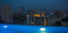 Dhaka (ASaber91) Tags: city night dhaka bangladesh gulshan