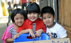 cute children (the foreign photographer - ) Tags: girls boy two cute children thailand three nikon bangkok lard bang bua khlong bangkhen d3200 phrao apr22016nikon