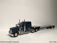 Diecast replica of System Transport Kenworth W900L, DCP 31302 (Michael Cereghino (Avsfan118)) Tags: scale toy model die transport system replica cast 164 kw promotions kenworth diecast dcp w900 31302 w900l systemtransport dcp31302