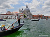 gondolier on the grand canal (Rex Montalban Photography) Tags: venice italy europe gondolier rexmontalbanphotography