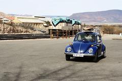 H-R 1250 (EllenJo) Tags: blue vw vintage bug volkswagen beetle january az surfboard canonrebel 1970 visitor digitalimage traveler roofrack verdevalley 2016 rver clarkdalearizona ellenjo ellenjoroberts winterinarizona atthedepot hr1250 oregonvolkswagen