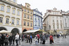 Prague Old Town Square (Pikaluk) Tags: prague czechrepublic townhall oldtown oldsquare 2015 colourfulbuildings praguetowncentre