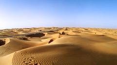 Or en poudre   (habib kaki 2) Tags: sahara desert dunes sable route algerie     adrar   timimoune debagh   tinerkouk  zaouiet