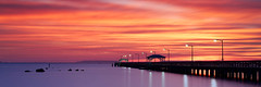 Tampa Bay Sunrise (josesuro) Tags: longexposure digital sunrise landscapes tampabay florida piers 2015 ballastpoint leebigstopper afsnikkor50mmf18g jaspcphotography nikond750