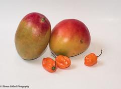 Mango's and Habenero's (thomaspollard55) Tags: food studio nc nikon raleigh d750 superbowl nikkor hotsauce strobes 357028af sb700